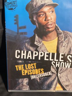 Dave Chappelle The Lost Episode DVD | Excellent Condition for Sale in Alexandria,  VA