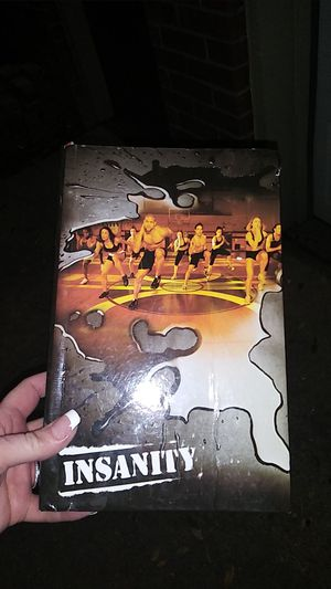 Beachbody Insanity workout dvds!! for Sale in Lewisville, TX
