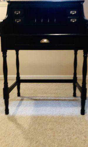 Black Secretary Desk for Sale in Naperville, IL