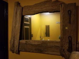 Barnwood mirror for Sale in Columbia, TN