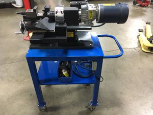 Mitter Brothers Variable Speed Ultimate Tube Notcher for Sale in Bellevue, WA