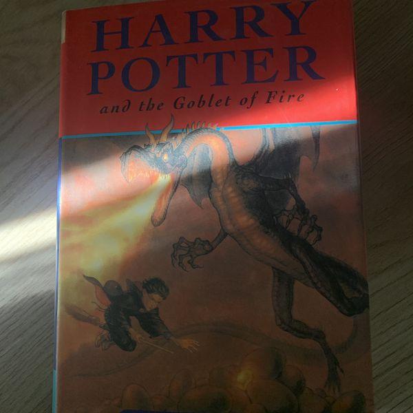 Harry Potter Hardcover Books