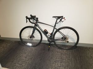 Specialized Dolce EVO EQ 2016 Adventure Road Bike Slate/Coral - 54 for Sale in Rockville, MD