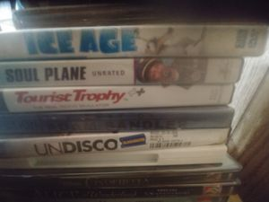 Dvds and eagle cd for Sale in Hesperia, CA