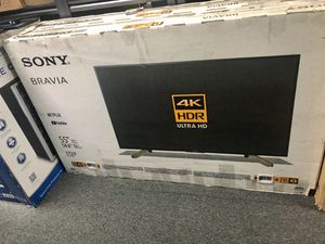 """Sony KD-55X750F 55"""" 4K UHD HDR Android Smart Tv 📺 for Sale in Rancho Cucamonga, CA"""