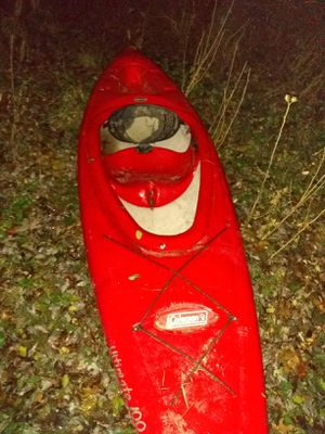 Coleman kayak $125 for Sale in Lancaster, OH