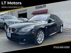 2009 BMW 5 Series for Sale in Rancho Cordova, CA