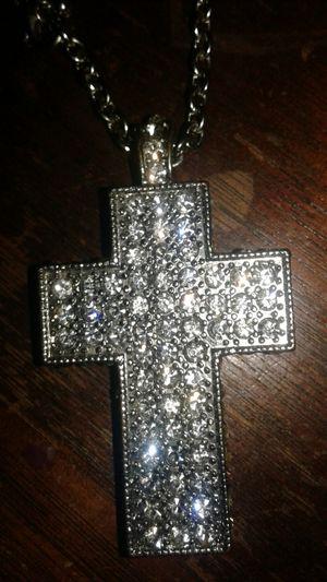 Men's Jesus peice necklace $50.00 Dollars for Sale in Smyrna, GA