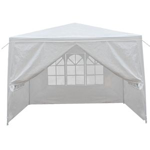 Brand New 10' x 10' Canopy Shelter Tent With Sides and Windows for Sale in Hemet, CA