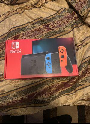 Nintendo switch (brand new) for Sale in CRANE NAV DPT, IN