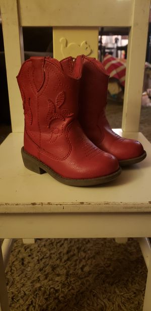 Toddler boots for Sale in La Mirada, CA