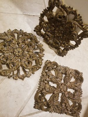 Beautiful 3 PC Decorattions ! $30 for Sale in Houston, TX