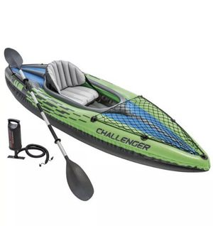 Intex Challenger K1 Kayak for Sale in Upper Marlboro, MD
