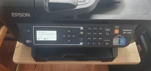 Epson WF-2750 Printer Scanner Fax w/ Laminator for Sale in Marysville, WA