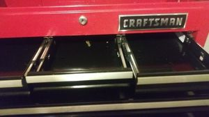 BRAND NEW CRAFTMEN TOOL BOX for Sale in Redding, CA