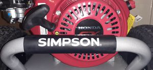 Brand new Simpson 4000 psi pressure washer for Sale in Austin, TX