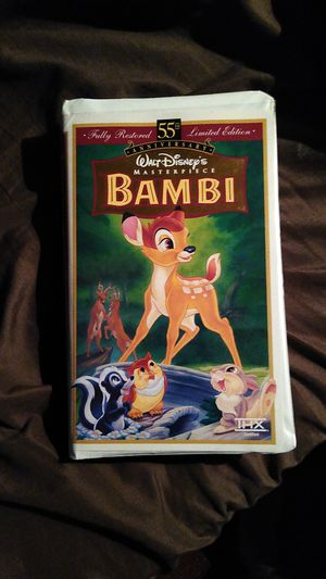 Bambi 55th anniversary for Sale in Tucson, AZ
