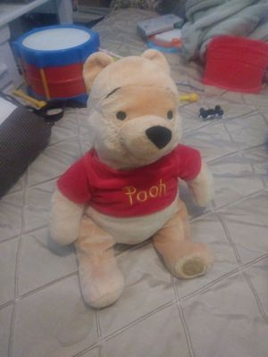 Pooh stuffed toy for Sale in Plano, TX