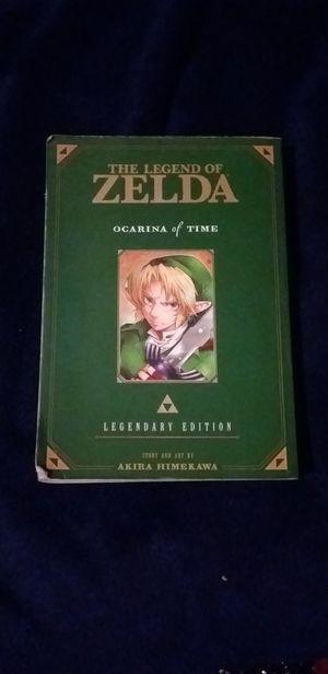 Zelda legendary edition manga for Sale in Coconut Creek, FL
