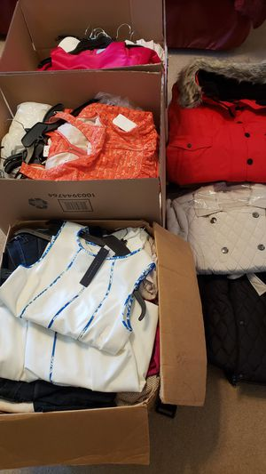 New 195-Pieces Women's Clothing Whole Sale Different Sizes Colors Style from Nordstrom for Sale in Venice, FL