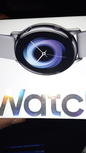 Samsung galaxy active watch for Sale in Springfield, OR
