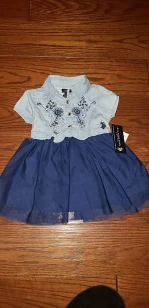 Dress 12 months old -U.S. Polo Assn. for Sale in Bellevue, WA