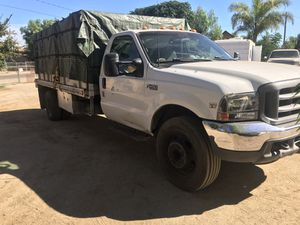1999 Ford F450 7.3L Turbo diesel for Sale in LAKE MATHEWS, CA