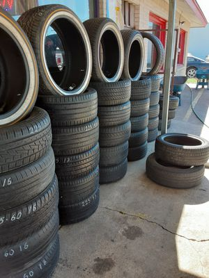 New and used tires fix rims 832 w veterans memorial killeen tx for Sale in Killeen, TX
