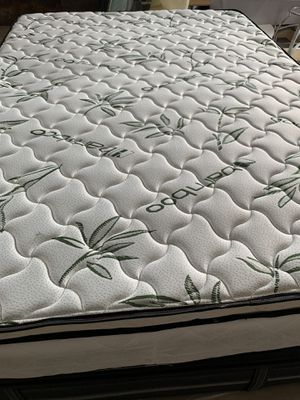 NEW FULL SIZE PILLOW TOP MATTRESS for Sale in Largo, FL