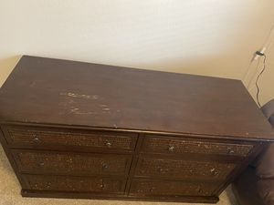 Pier One Dresser and Night stand for Sale in Henderson, NV