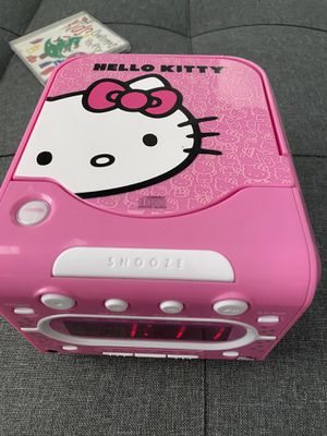 Hello kitty radio, cd player. for Sale in Chandler, AZ