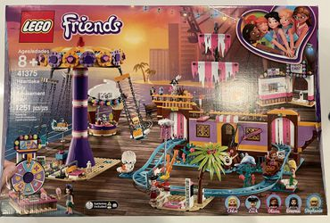 LEGO Friends Heartlake City Amusement Pier for Sale in Bothell,  WA