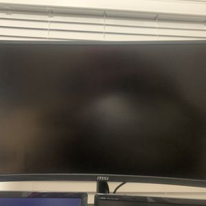 Msi Gaming Monitor for Sale in Fort Worth, TX