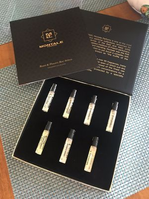 Montale Roses and Flowers Perfume Sampler Set for Sale in Tempe, AZ