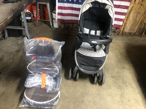 Baby stuff jumper pillows strollers taking offers for Sale in Los Angeles, CA