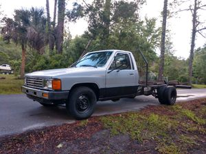 86 Toyota dually pickup for Sale in Homosassa Springs, FL