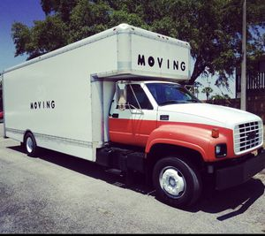 24ft GMC Box Truck for Sale in Tampa, FL