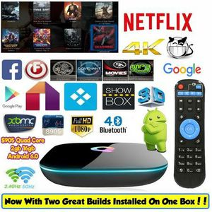 Used, Cut Your Cable Bill, Android Streaming TV Box Movies Sports PPV for Sale for sale  Edison, NJ