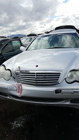 03 Mercedes C240 - Parting out only for Sale in Phoenix, AZ