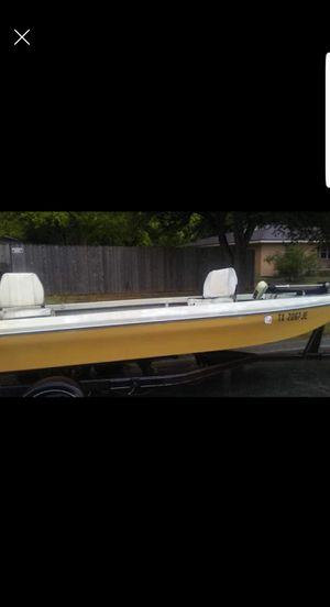 14FT Fishing Boat for Sale in Austin, TX