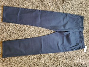 Mens burberry navy blue pants size 36, brand new located in yorba linda for Sale in Yorba Linda, CA