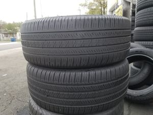 Two good set of Goodyear tires for sale 225/55/17 for Sale in Washington, DC