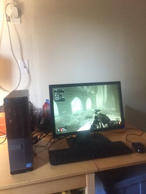 Gaming PC, 4 gb video card nvidia GeForce 👍 for Sale in San Diego, CA