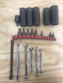 Snap On Sockets And Wrenches for Sale in Derby,  KS