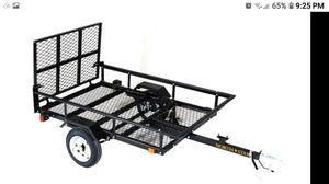 4×6 dump Utility trailer for Sale in Coral Springs, FL