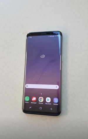 Samsung Galaxy S8 Unlocked works with Tmobile MetroPCS Cricket Straight Talk AT&T or Overseas Phone is in great condition, and works for Sale in Dallas, TX