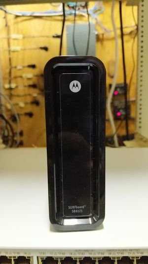Motorola SURFboard cable modem SB 6121 for Sale in Libertyville, IL