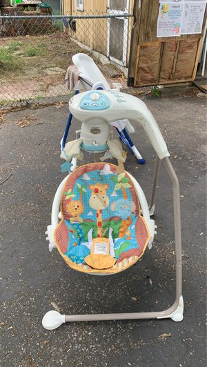 Baby swing for Sale in Monroe Township, NJ