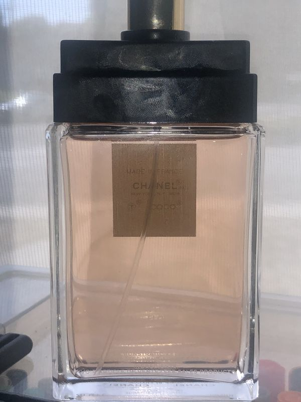 coco chanel eau de toilette perfume