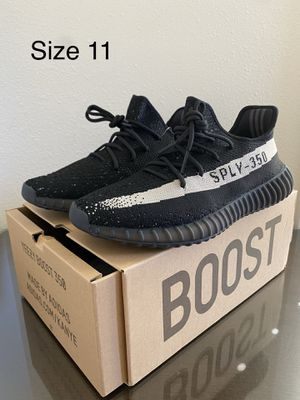 Adidas Yeezy Boost 350 V2 Core black for Sale in Edmonds, WA
